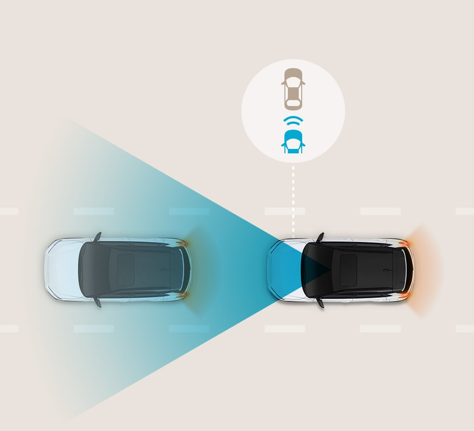 Forward Collision-avoidance Assist (FCA) image